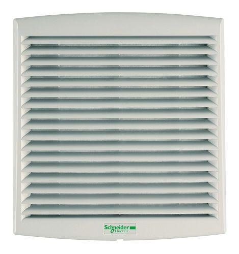 Вентилятор Schneider Electric NSYCVF85M24DPF 85м3/ч 24В цвет RAL7035