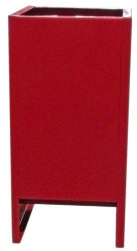 Подставка ЯрПожИнвест П-15 под огнетушитель до 5 кг, напольное размещение, 200х400х200