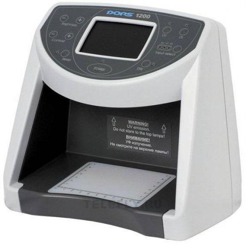 Детектор банкнот просмотровый DORS 1200 FRZ-024106 M1