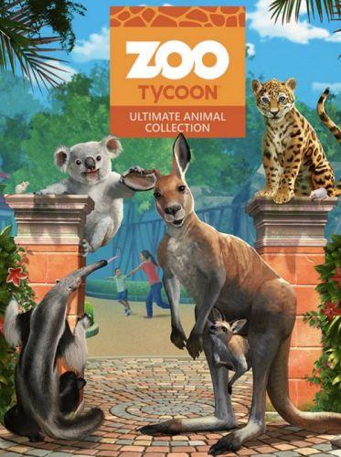 Право на использование (электронный ключ) THQ Nordic Zoo Tycoon: Ultimate Animal Collection