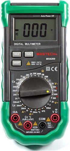 Мультиметр Mastech 13-2022 Профессиональный MS8269