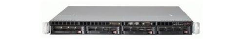 Видеорегистратор Линия NVR-64 1U 1U, IP 64 канальный; 4 HDD SATA; 1U, 220 АС, 350 Вт