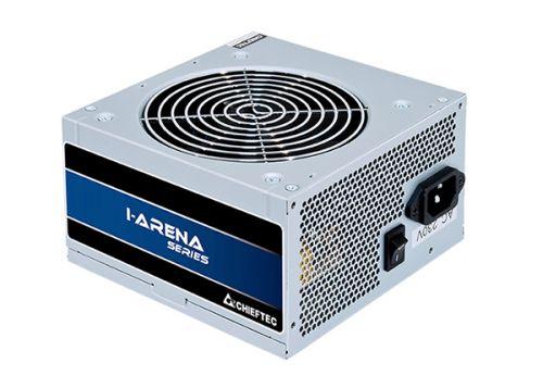Блок питания ATX Chieftec GPB-450S (450W, >85 efficiency, ATX 2.3, Active PFC, 120mm fan) OEM недорого