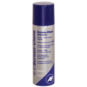 Средство чистящее Katun 10391 антистатическое средство для оптики и экранов Screen-Clene (Katun/AF) баллон/250мл.