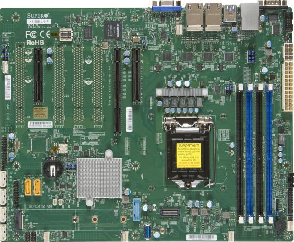 Supermicro MBD-X11SSi-LN4F-O