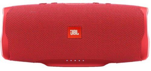 Портативная акустика JBL Charge 4 красный портативная акустика tronsmart element t6 plus upgraded красный