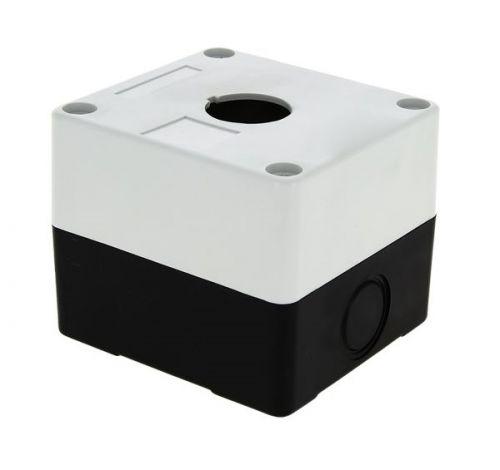 Корпус EKF cpb-101-w КП 101, 1 кнопка, белый