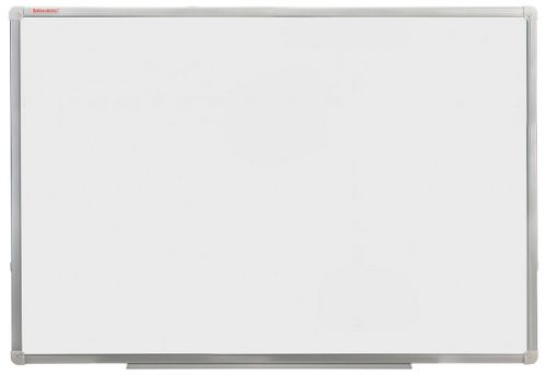 Доска BRAUBERG 235523 магнитно-маркерная (100х150 см), алюминиевая рамка
