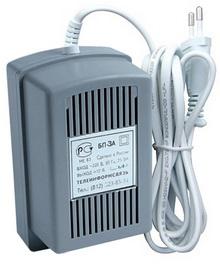 Блок питания Телеинформсвязь БП-3А импульсный на 1,4А,12В.