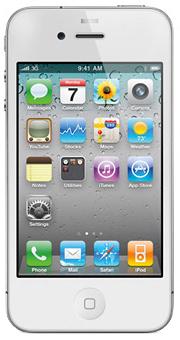 Apple iPhone 4 32Gb White MC606RR/A