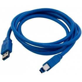 usb 3 0 type a male to usb b male Кабель Polycom 1457-52783-002 USB 3.0 Cable, Type A/Male - Type B/Male, 1.8m/6'. Connects tabletop CX5100 or CX5500 to host computer