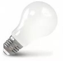 Лампа светодиодная X-flash 48182 XF-E27-FLM-A60-8W-4000K-230V Е27, 8 Вт, 4000 К, 220 В, 750 Лм, матовая колба - груша лампа светодиодная x flash 48014 xf e14 fl p45 4w 4000k 230v е14 4 вт 4000 к 220 в 460 лм матовая колба шар