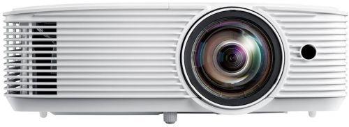 Фото - Проектор Optoma W319ST E9PD7DR02EZ1 Full 3D, DLP, WXGA, 4000 ANSI Lm, 25 000:1, Короткофокусный TR 0.521:1, 10W, 26dB, белый optoma eh334 full 3d