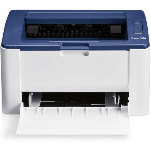 Фото - Принтер монохромный лазерный Xerox Phaser 3020 A4, 20 стр./мин, Wi-Fi b/g/n, High-Speed USB 2.0, Windows, Linux, Mac OS (3020V_BI) принтер монохромный лазерный lexmark ms331dn 29s0010
