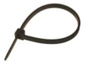 Стяжка нейлоновая не открывающаяся IEK UHH32-D088-500-100 500х8.8мм нейлон черный (100шт) недорого