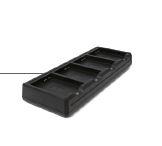 Зарядное устройство PointMobile PM80-4SC0 4 Slot Charging Cradle (includ AC/DC power adaptor)