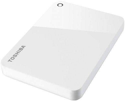 "Toshiba Внешний жесткий диск 2.5'' Toshiba HDTC910EW3AA 1TB EXT. 2.5"" WHITE USB 3.0 Canvio Advance"