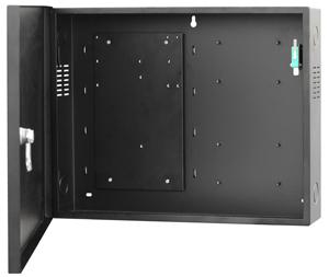 Бокс Smartec ST-AC001BX металлический, установка контроллера ST-NC441, при использовании дополнительной ST-AC001MP установка ST-NC120F, ST-NC240F, ST-