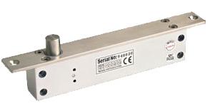 Замок AccordTec AT-EL500B-2 электромеханический соленоидный, 12 В, 0,15 А (ждущий режим)/1,35 А (режим удержания), -10…+25 °С