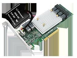 Adaptec Контроллер SAS Adaptec SmartRAID 3154-24i SGL (2294700-R)