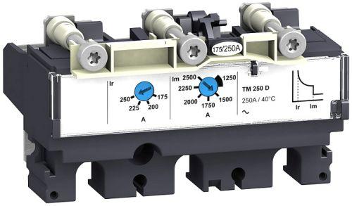 Расцепитель Schneider Electric LV430431 TM125D 3P 3Т для NSX160/250