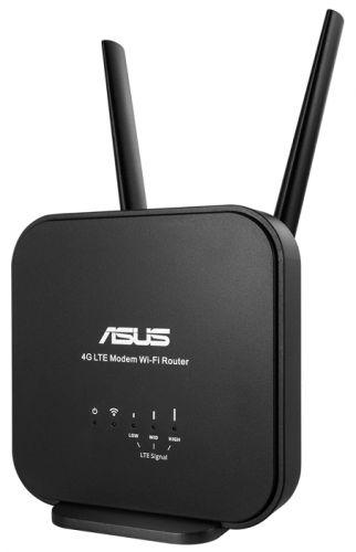 Маршрутизатор ASUS 4G-N12 B1 Wi Fi802.11b/g/n, 1xLAN, 1xSlot micro-SIM