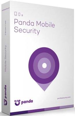 Panda Mobile Security Renewal на 5 устройств (на 2 года)