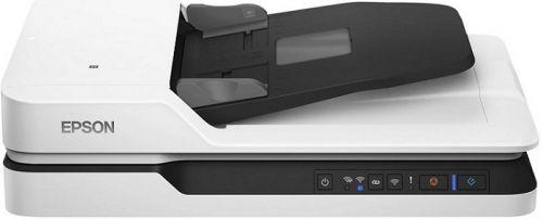 Сканер Epson WorkForce DS-1660W B11B244401 A4