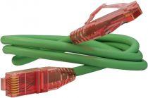 Hyperline PC-LPM-UTP-RJ45-RJ45-C5e-0.5M-LSZH-GN