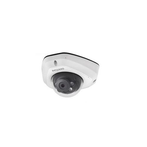 Видеокамера Beward SV2010DM (2.8) 2 Мп, 1/2.8'' КМОП, 0.002 лк (день), H.265/Н.264 HP/MP/BP, MJPEG, 30к/с, 1920x1080, 2.8 мм, PoE, microSDXC (до 128 Г видеокамера ip beward sv3210dm 5 мп 1 2 9 кмоп sony starvis h 265 н 264 hp mp bp mjpeg 30к с 2560x1920 объектив 2 8 мм на выбор