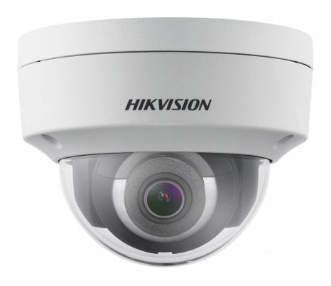 Фото - Видеокамера IP HIKVISION DS-2CD2143G0-IS (6mm) 4Мп, 1/3 CMOS; EXIR-подсветка 30м, 6мм; 48°; механический ИК-фильтр; 0.01лк F1.2; H.265/H.265+/H.264/H веревка 6мм 30м пп