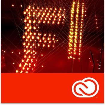 Adobe Animate CC / Flash Professional CC for teams 12 Мес. Level 1 1-9 лиц.