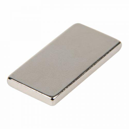 Прямоугольник Rexant 72-3404 неодимовый магнитный 20х10х2мм сцепление 2,4 кг (5 шт) кулон родонит прямоугольник биж сплав 6 5 см