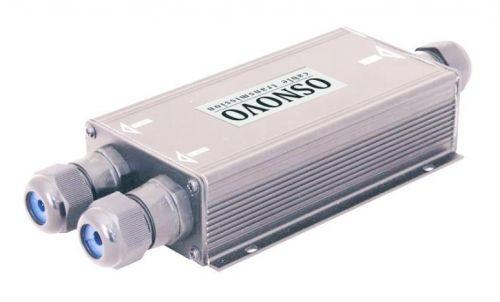 Коммутатор PoE OSNOVO SW-8030/WD.