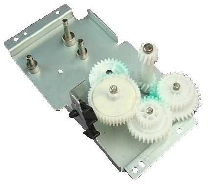 Запчасть HP RM1-1500 Узел привода печки HP LJ 2410/2420/2430