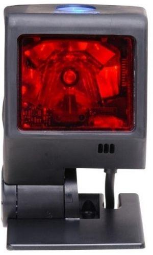 Сканер штрих-кодов Honeywell MK3580-31C41 Сканер ШК (стационарный, лазерный, черный) MK3580 QuantumT, кабель RS232, БП