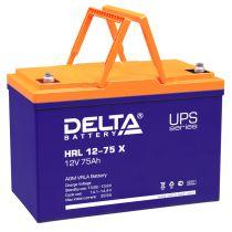 Delta HRL 12-75 Х