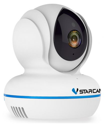 Видеокамера IP Vstarcam C22Q 4MP HD, прогрессивная развертка CMOS, объектив 4.0мм/107°, ОС Linux ip камера vstarcam c8834wip x4