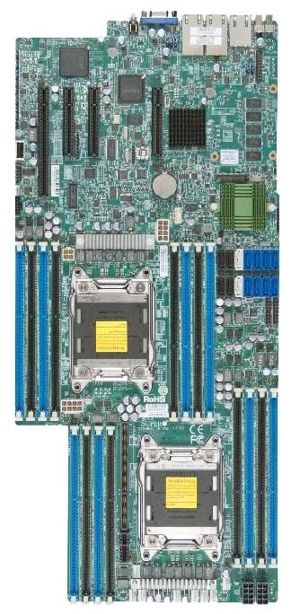 Supermicro MBD-X9DRFF-7+-P