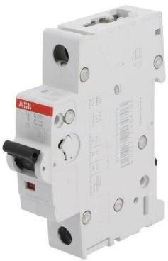 Фото - Автоматический выключатель ABB 2CDS251001R0324 S201 1P 32А (С) 6kA автоматический выключатель abb 2cds251103r0104 s201 1p n 10а с 6ка