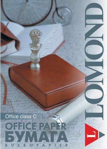 Бумага Lomond 0101008 Офисная бумага LOMOND Office, A3, класс C, 80 г/м2, 500л