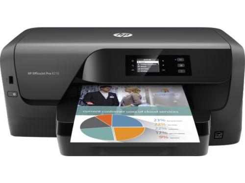 Фото - Принтер HP Officejet Pro 8210 D9L63A A4, 22/18 стр/мин, дуплекс, USB, LAN, WiFi принтер hp officejet pro 8210 черный