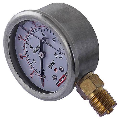 Манометр МЕГЕОН 98120М для электрического опрессовочного насоса