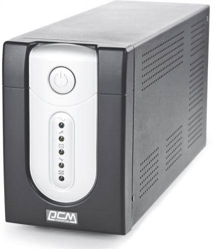PowerCom Источник бесперебойного питания Powercom IMP-1200AP 671478 Imperial UTP, 1200VA/720W, RJ-45, RJ-11, USB, Hot Swap, 6 х IEC320 С13