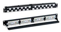Hyperline PPHD-19-48-8P8C-C6-110D