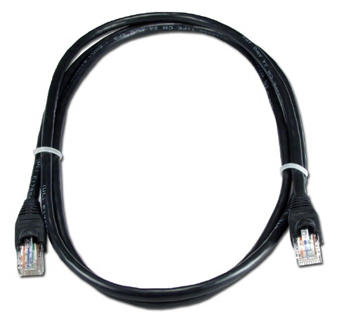 Фото - Кабель патч-корд UTP 5e кат. 7.5м. GCR GCR-LNC06-7.5m , AWG24, RJ45, литой (Черный), пластик пакет кабель патч корд utp 5e кат 20м gcr gcr lnc03 20 0m rj45 литой серый