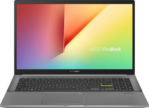 Фото - Ноутбук ASUS VivoBook S15 S533EA (K533EA-BN238T) 90NB0SF3-M04660 I5-1135G7/8GB/512GB SSD/15.6 IPS FHD(1920x1080)/Iris X Graphics/WiFi5/BT/IllumKB/Cam ноутбук asus expertbook p2 p2451fa bm1356t 90nx02n1 m18310 i5 10210u 8gb 512gb ssd 14 fhd ips win10home star black