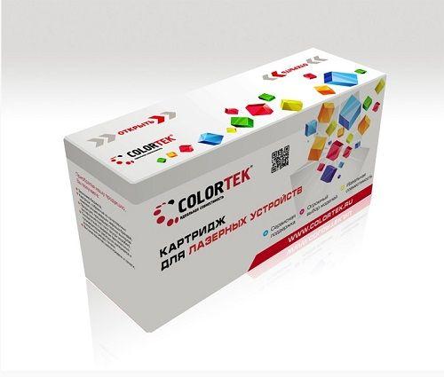 Картридж Colortek CT-KXFAT410A7 для принтеров Panasonic KX-MB1500, KX-MB1501, KX-MB1507, KX-MB1510, KX-MB1520, KX-MB1530, KX-MB1536, KX-MB1537, черный