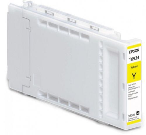 Картридж Epson C13T693400 для SureColor SC-T3000/T5000/T7000 (350 мл) желтый