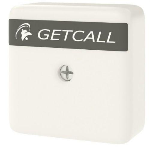 Передатчик GETCALL GC-3001S1 одноканальный для передачи сигнала аварии по существующим линиям связи пультам GC-3006DG, табло отображения MP-730W1 или